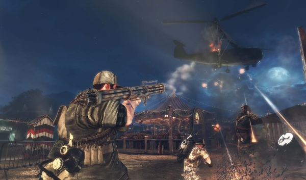 Brothers in Arms Furious 4 screenshot 1