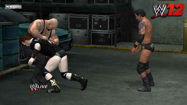 WWE '12: New Jonathan Durr Interview, Gamerstemple.com