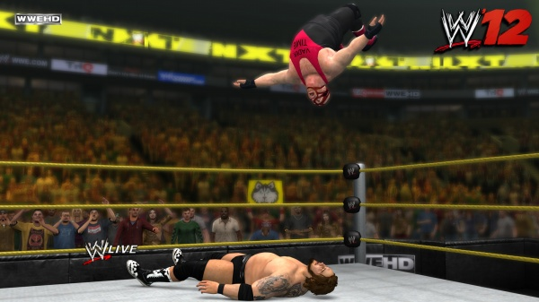 WWE '12 screenshot 54