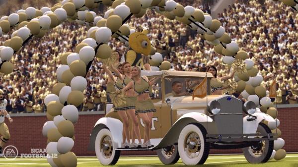 NCAA Football 12 screenshot 10