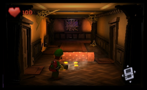 Luigi's Mansion: Dark Moon screenshot 3