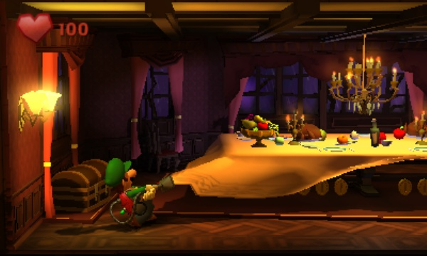 Luigi's Mansion: Dark Moon screenshot 5
