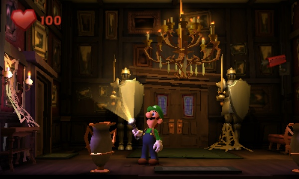 Luigi's Mansion: Dark Moon screenshot 6