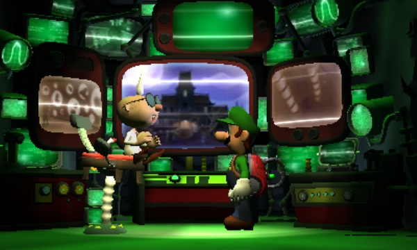Luigi's Mansion: Dark Moon screenshot 9
