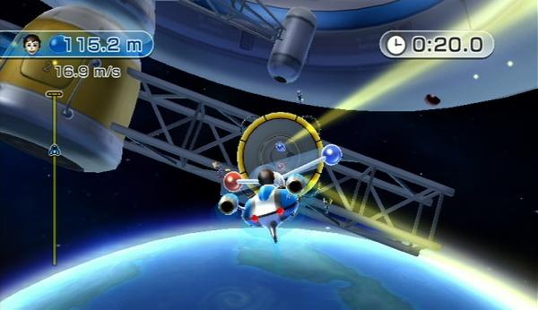 Wii Play: Motion screenshot 9