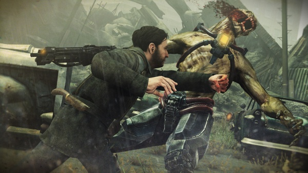 Resistance 3 screenshot 5