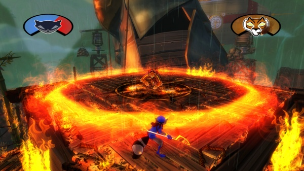 Sly Cooper: Thieves in Time screenshot 3