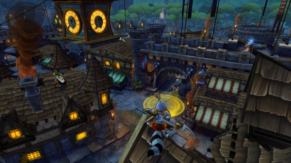 Sly Cooper: Thieves in Time screenshot 14