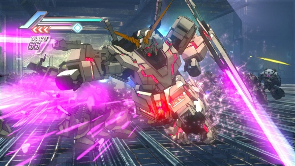 Dynasty Warriors: Gundam 3 screenshot 2