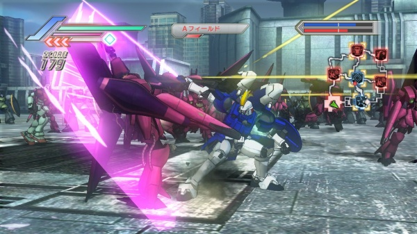 Dynasty Warriors: Gundam 3 screenshot 3