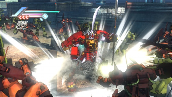 Dynasty Warriors: Gundam 3 screenshot 21