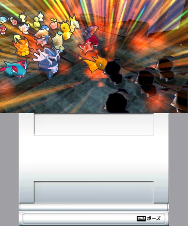 Pokemon Rumble Blast screenshot 3