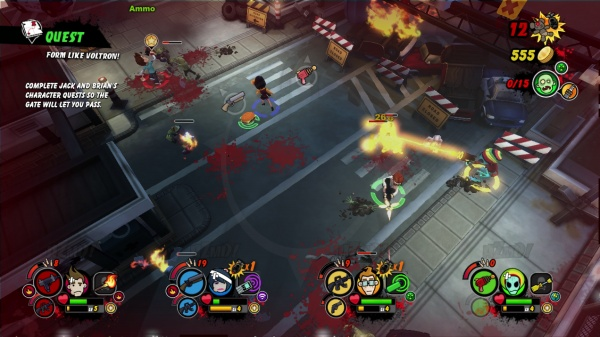 All Zombies Must Die! screenshot 4