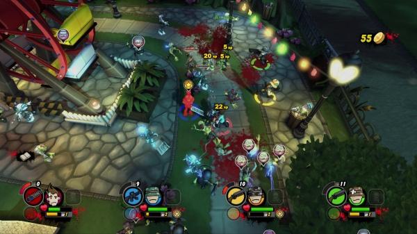 All Zombies Must Die! screenshot 7