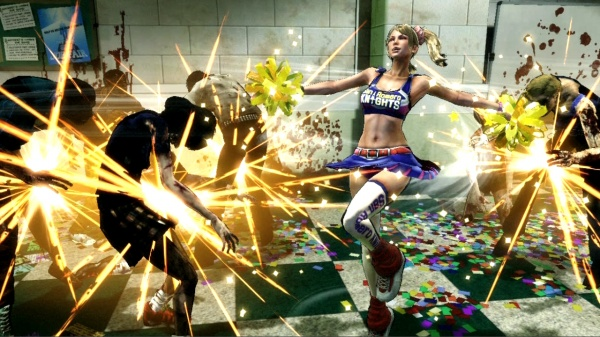 Lollipop Chainsaw screenshot 8