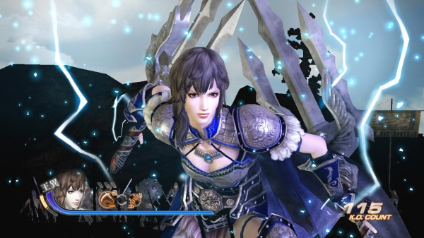 Dynasty Warriors 7: Xtreme Legends screenshot 7
