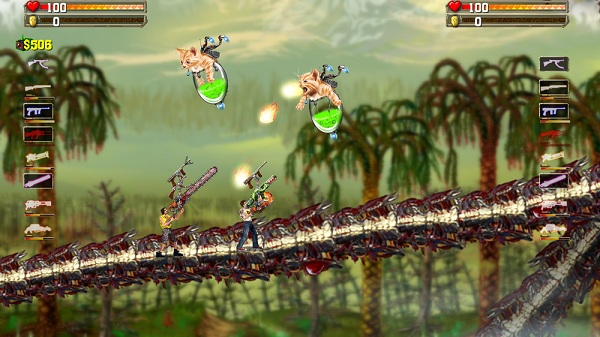 Serious Sam: Double D XXL screenshot 1