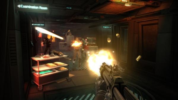 Deus Ex: Human Revolution The Missing Link screenshot 2
