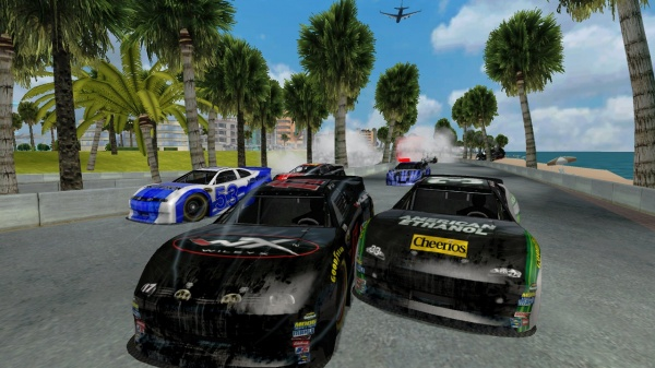 NASCAR Unleashed screenshot 2