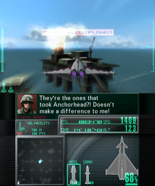 Ace Combat Assault Horizon Legacy screenshot 5