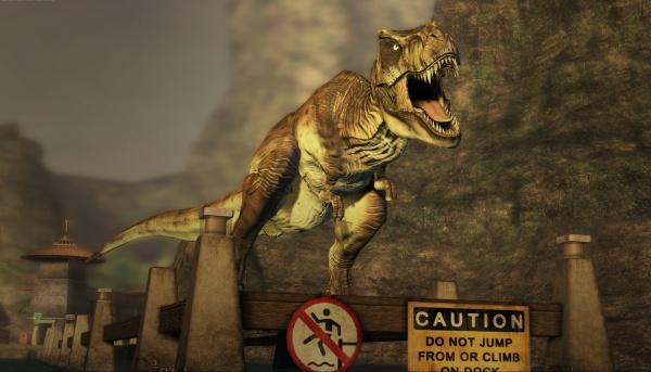 Jurassic Park: The Game screenshot 7