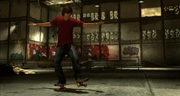 Tony Hawk's Pro Skater HD screenshot 1