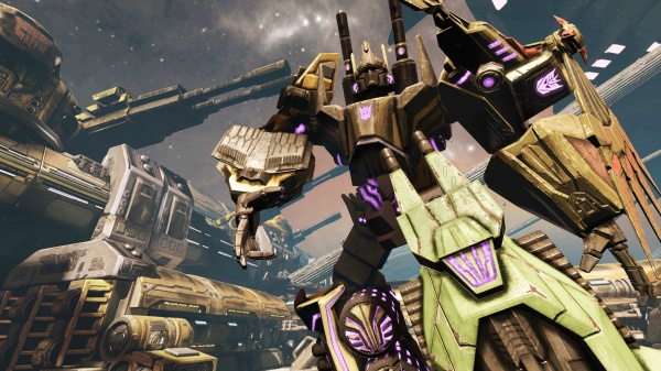 Transformers: Fall of Cybertron screenshot 1