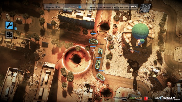 Anomaly: Warzone Earth screenshot 6