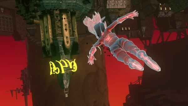 Gravity Rush screenshot 2