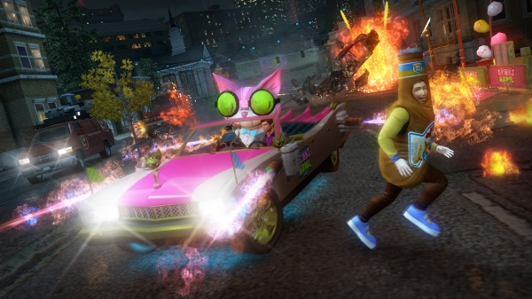 Saints Row: The Third - GenkiBowl VII screenshot 1
