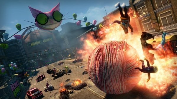 Saints Row: The Third - GenkiBowl VII screenshot 3