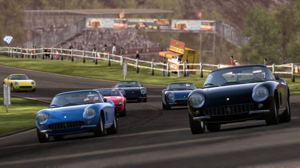 Test Drive: Ferrari Racing Legends screenshot 3