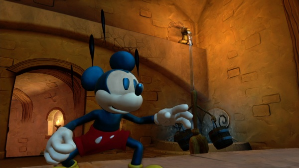 Disney Epic Mickey 2: The Power of Two screenshot 11