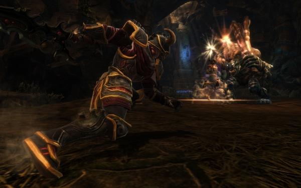 Kingdoms of Amalur: Reckoning: Teeth of Naros screenshot 9