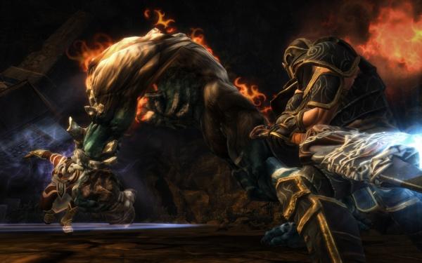 Kingdoms of Amalur: Reckoning: Teeth of Naros screenshot 10