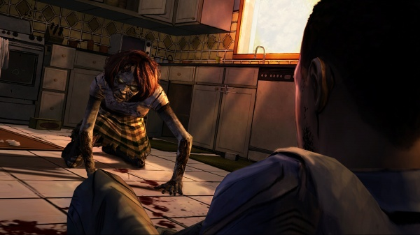 The Walking Dead: Episode 1 - A New Day screenshot 1