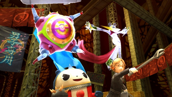Persona 4 Golden screenshot 22