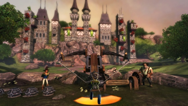 Wreckateer screenshot 1