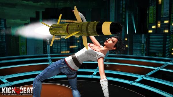 KickBeat screenshot 7