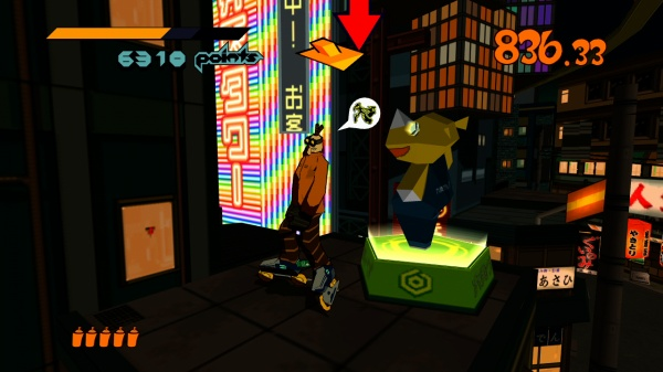 Jet Set Radio screenshot 9