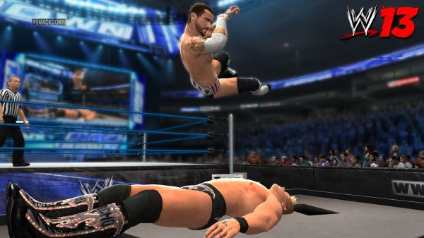 WWE '13 screenshot 5