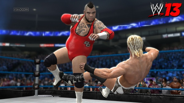 WWE '13 screenshot 31