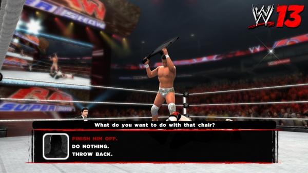 WWE '13 screenshot 41