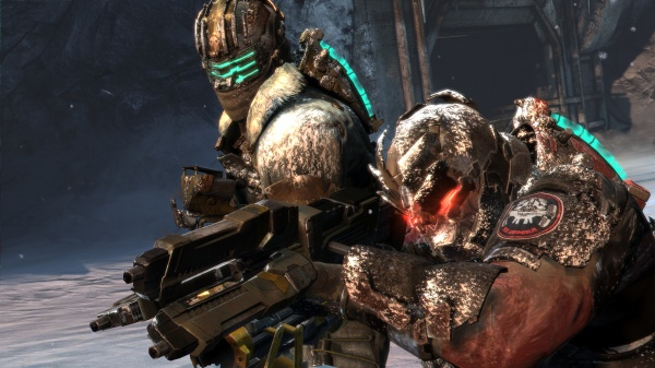Dead Space 3 screenshot 1