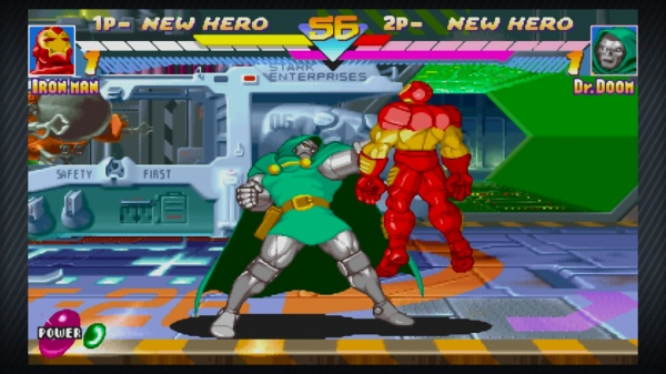 Marvel vs. Capcom Origins screenshot 2