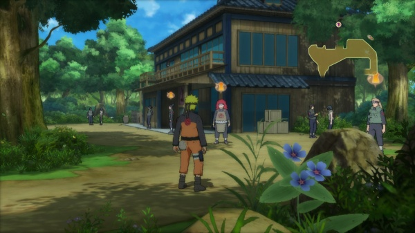 Naruto Shippuden: Ultimate Ninja Storm 3 screenshot 25