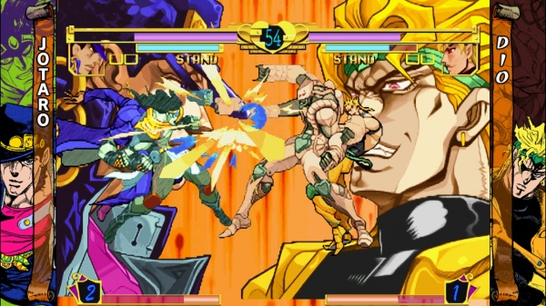 JoJo's Bizarre Adventure HD Ver. screenshot 1