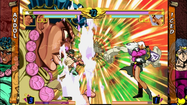 JoJo's Bizarre Adventure HD Ver. screenshot 2