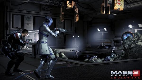 Mass Effect 3: Leviathan screenshot 3