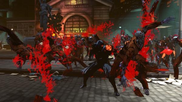 Yaiba: Ninja Gaiden Z screenshot 4